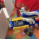 Aula tecnologia robotica Genios STEM