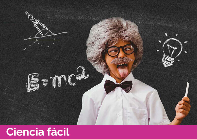 Ciencia facil Genios STEM