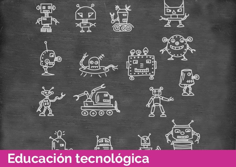 educación tecnológica Genios STEM