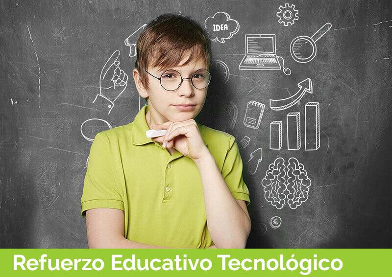 Refuerzo educativo tecnologico Genios STEM