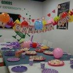 celebracion cumpleaños Educacion Genios STEM